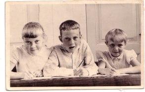 Anneke, Kees en Tineke