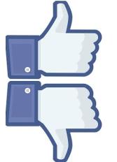 Facebook dubbel