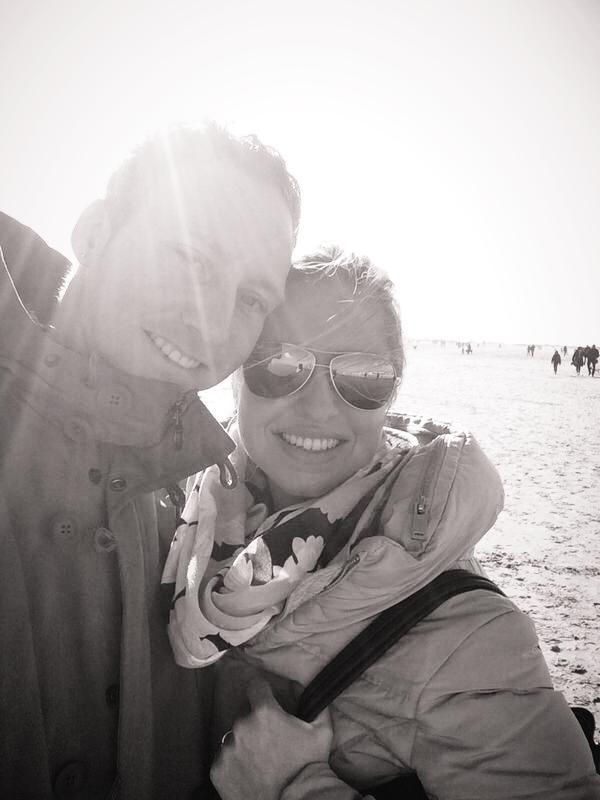 Peter en Chantal
