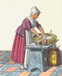 botervrouw