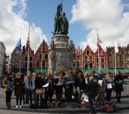 Brugge koor 1