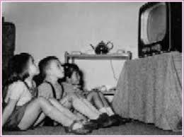 televisie kijken vroeger1