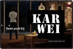 geen punt bij Karwei