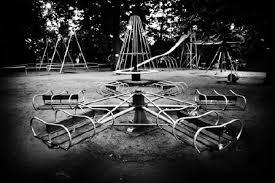 oude speeltuin