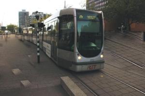 Tram nieuw