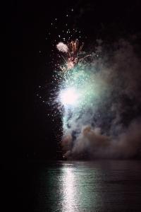 Vuurwerklek