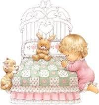 bidden voor slapen