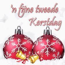 kerstdag tweede