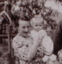 Tineke en mama