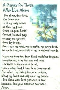Gebed Engels