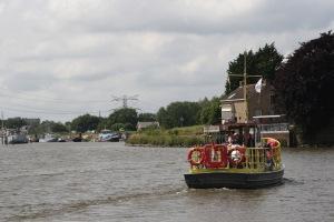 Veerbootje IJssel