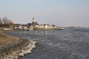 Winter Lek kerk