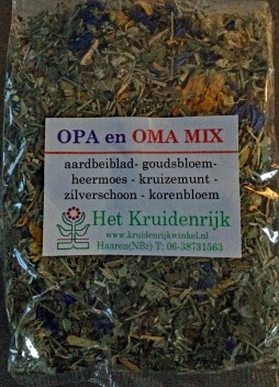 Opa en Oma Mix