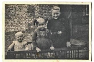 Mart, Jannie en Kees