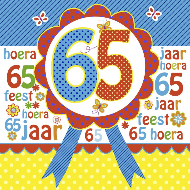 verjaardag-65-jaar-rozet