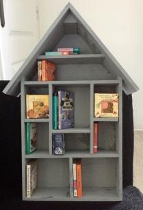 Boekenkastje