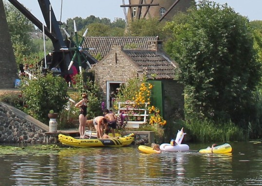Kinderdijk 4 (Klein)