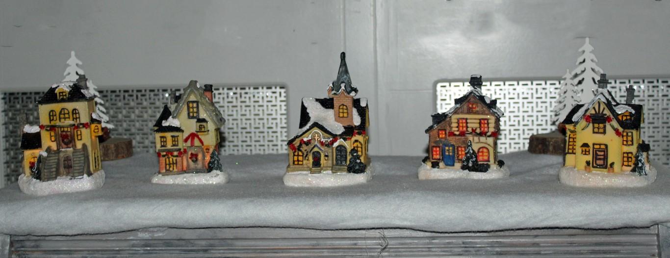 Huisjes 2 (Middel)