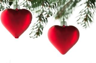 Hartjes kerst
