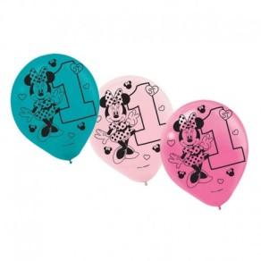 ballon-mickey-mouse-roze-blauw-15-stuks-tuf-tuf.nl