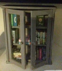 Boekenkastje 1 (Middel)