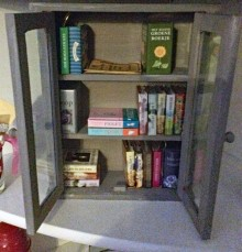 Boekenkastje (Middel)