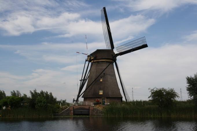 Molen Kinderdijk 2 (Middel)