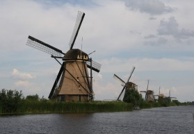 Molens Kinderdijk 5 (Middel)