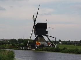 Molens Kinderdijk 7 (Middel)