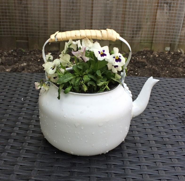 Bloempot tuin (Middel)
