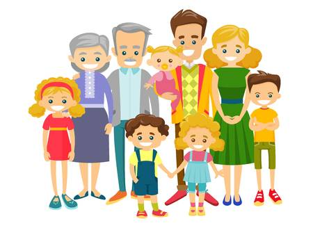 86554160-gelukkige-uitgebreide-kaukasische-glimlachende-familie-met-oude-grootouders-jonge-ouders-en-vele-kin