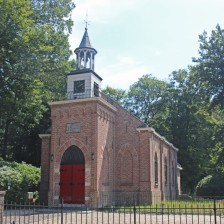 Kerkje staveren 3 (Middel)
