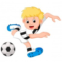 gelukkige-jongen-cartoon-voetballen_33070-1727