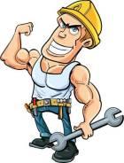 25307474-cartoon-klusjesman-buigen-zijn-spieren-houdt-hij-een-wrench-isolated