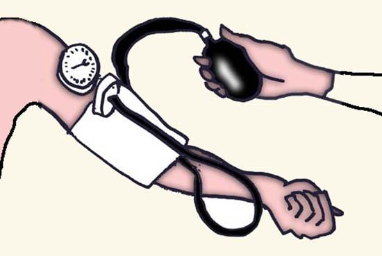 bloeddruk-meten