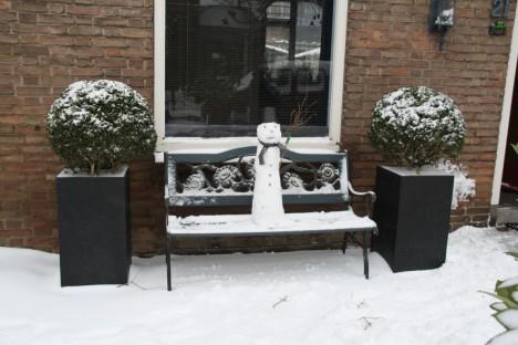 Sneeuwpop 1 (Middel)