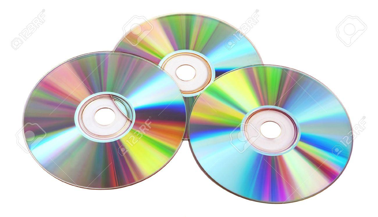 7985650-cd-s-en-dvd-s-computerschijven-geïsoleerd-op-wit