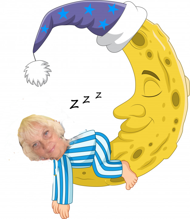 anneke slapen